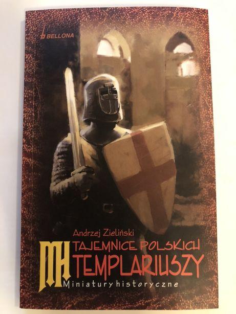Tajemnice polskich templariuszy, Andrzej Zieliński