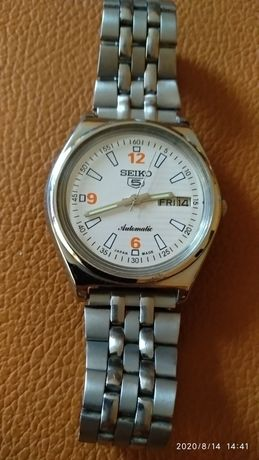 Zegarek męski Seiko automatyczny