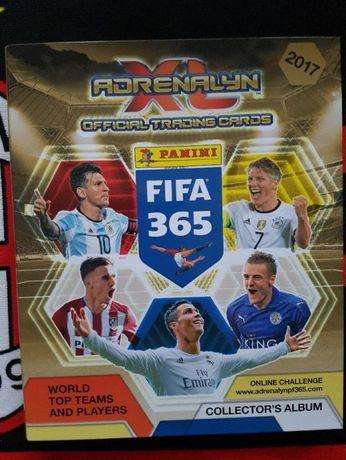Panini Fifa 365 Kompletny Album 2017 Deluxe