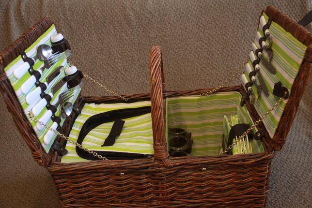 kosz piknikowy 4 osobowy