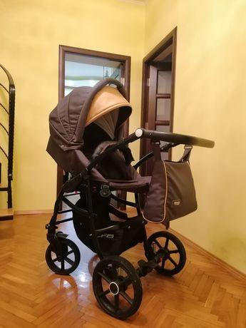 Дитяча коляска 2в1 Riko Alfa Ecco 02