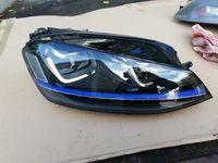 Lampa prawa przednia VW GOLF VII Full LED reflektor przód prawy