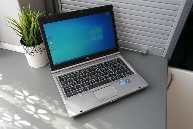 HP Elitebook 2560p Intel Core i5 4GB RAM 120GB SSD + 250GB HDD