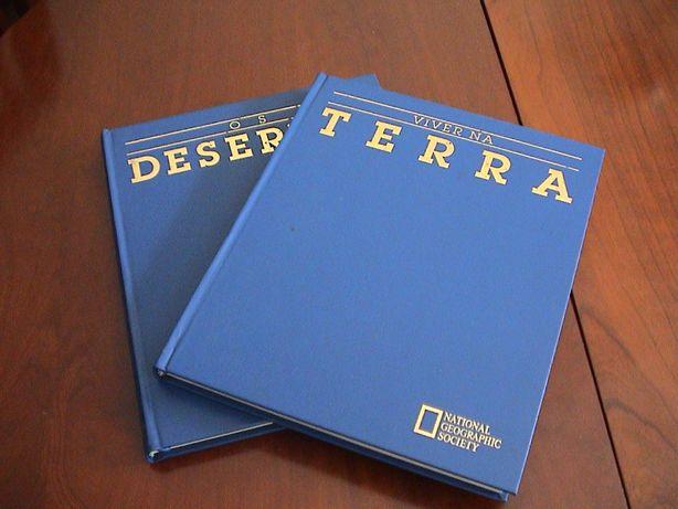 VIAGENS NA NOSSA TERRA-O preço anunciado é o total dos 2 volumes