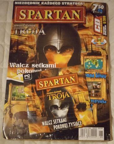 Spartan - gra na PC CD-ROM