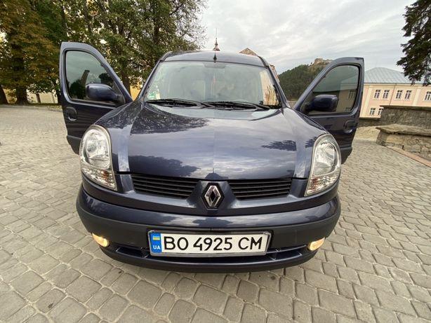 Renault Kangoo GAS-BENZIN 16V