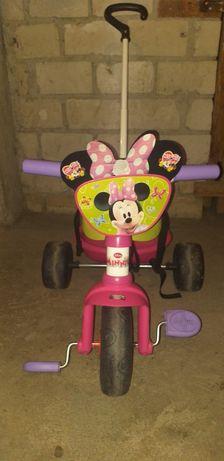 Rowerek trójkołowy Myszka Minnie