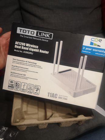 Totolink A3002RU (1200Mb/s a/b/g/n/ac) USB DualBand