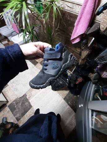 Ботинки оригиналы замшевые 36