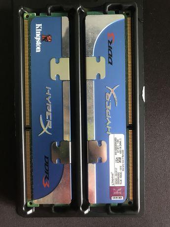 RAM DDR3 kingstone 2x2 gb
