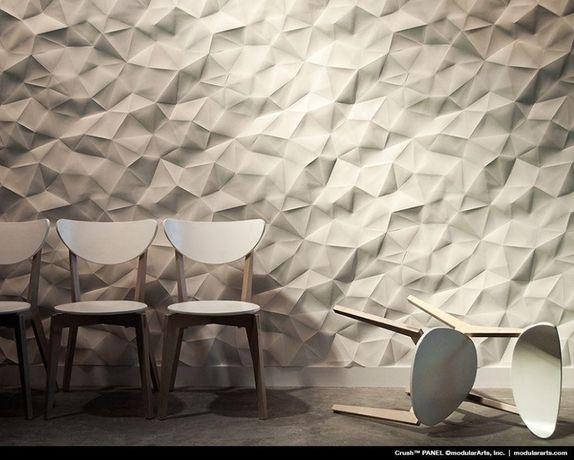 Гипсовые 3D/3Д панели Coral oт пpoизвoдитeля