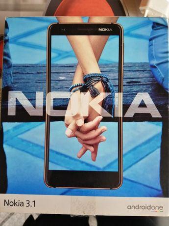 Nokia 3.1 jak nowa