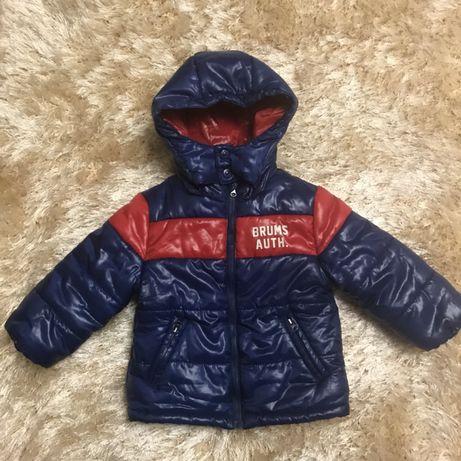 Куртка, весна, на хлопчика, стан як нова, від 80 см, 1-1,5р