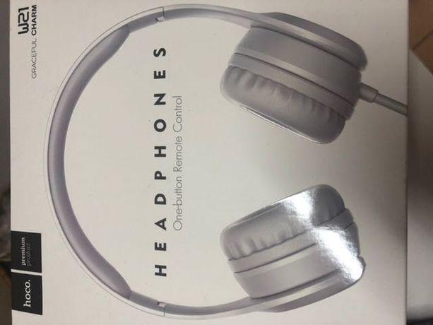 Słuchawki nowe