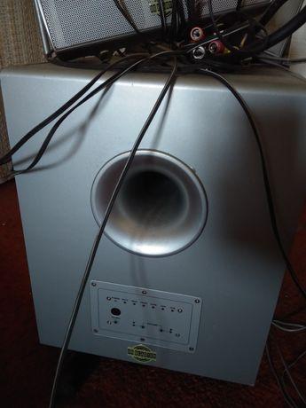 Sistema de som US Blaster Home cinema