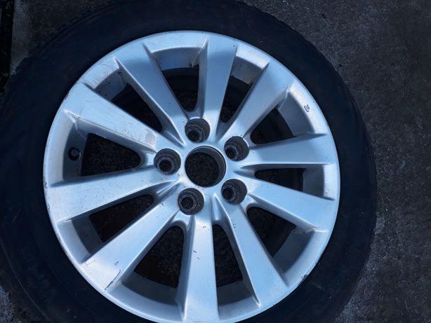 Легкосплавный диск Toyota r16  5x114,3