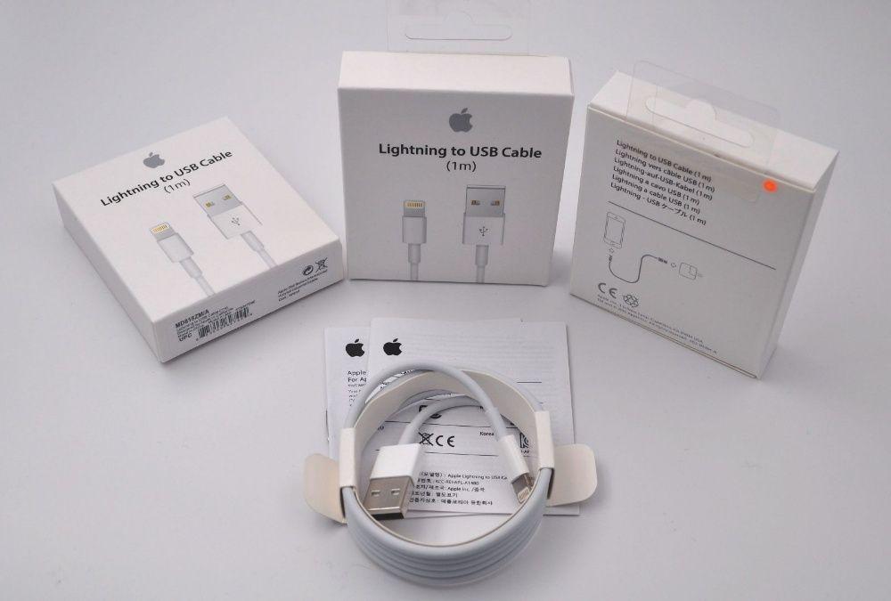 Oригинальный кабель шнур зарядка на для айфон iphone 5 6 7 8 Х Foxxcon Киев - изображение 1
