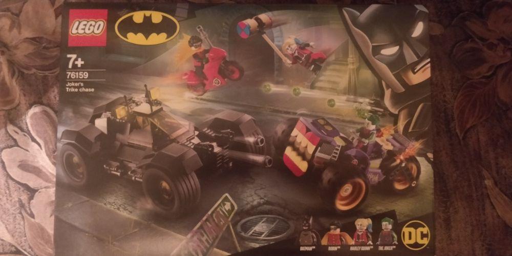LEGO Super heroes Преследование мотоцикла Джокера 76159 Харьков - изображение 1