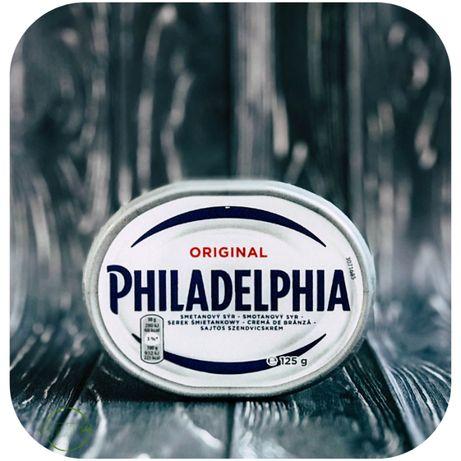 Крем сыр Филадельфия 125г(175г , 300г и1.650кг) опт/розница.