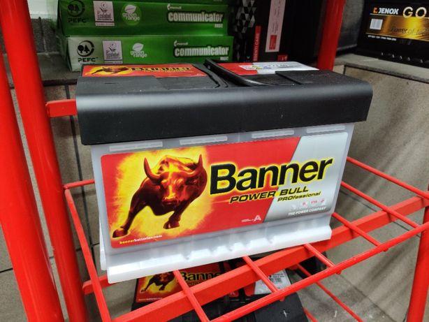 Akumulator Banner Power Bull Professional P7740 12V 77Ah 680A P+