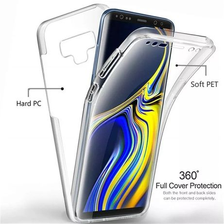 Capa 360º Samsung J4 2018 / J4 Plus 2018 / J7 2017 / A41 / A71 -PC+Tpu