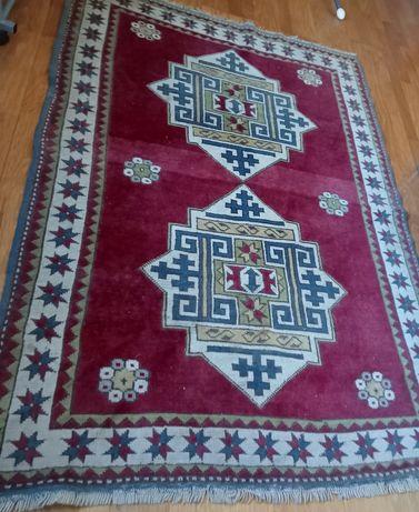 Tapete Kilim oriental de lã venda particular