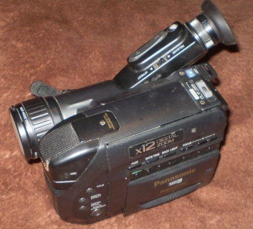 Kamera Panasonic Palmcorder NV-S5 VHS-C