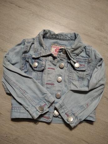 Джинсовая куртка Cherokee