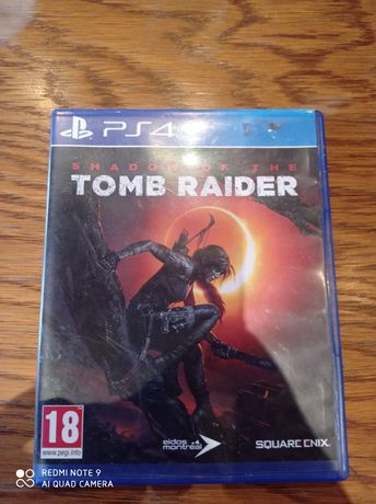 Shadow od the tomb raider ps4