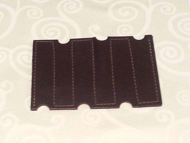 Skórzany portfel na amunicję