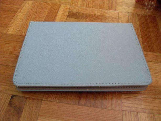 capa tablet azul