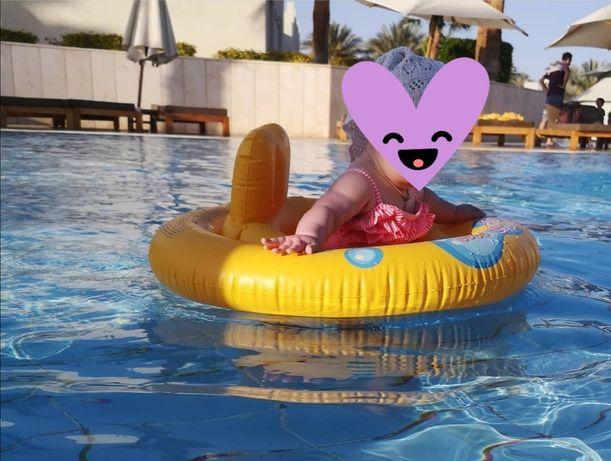 Детский круг baby float