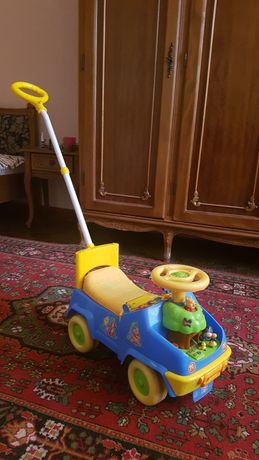 Машина машинка детская толокар беговел