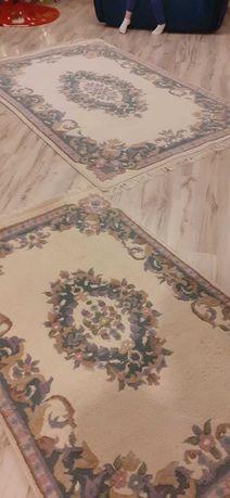 Okazja Perskie dywany. cena za dwa sztuk.