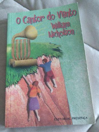 O Cantor do Vento - William Nicholson
