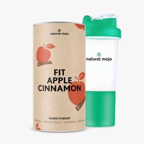 Natural mojo fit shake Apple plus shaker