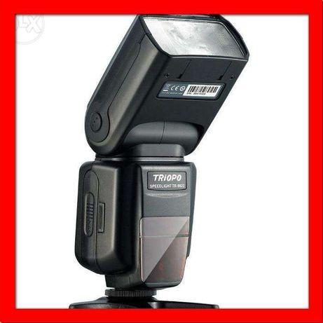 TTL вспышка для всех Nikon Canon TRIOPO TR-982II с 1/8000 + подарок