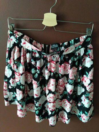 Kwiatowa spódnica Cropp