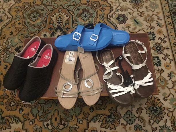 Продам новую женскую обувь куплена в США