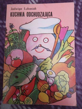 Kuchnia odchudzająca - Łukasiak
