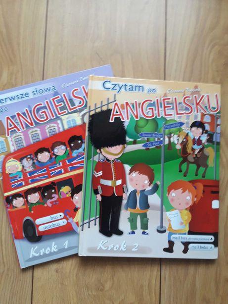 Książki nauka angielskiego dla dzieci