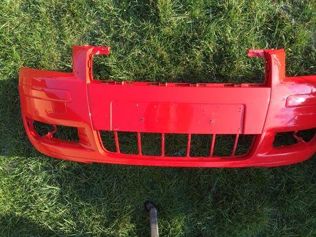 Zderzak przedni Audi A3 8P LZ3M Mały grill 03-05