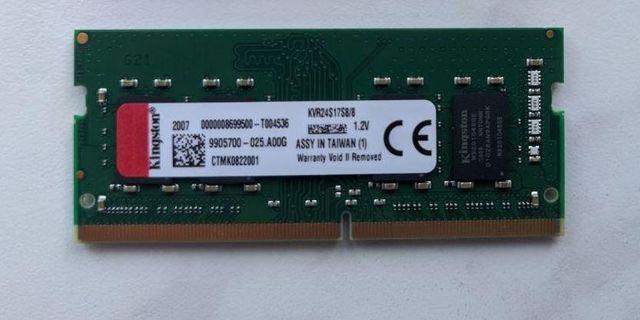Оперативная память, 8 ГБ, DDR4 SO-DIMM (для ноутбука)