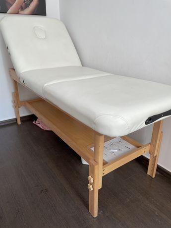 Łózko kosmetyczne/ do masażu