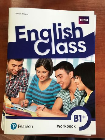 English Class B1 + ćwiczenia do jez. angielskiego