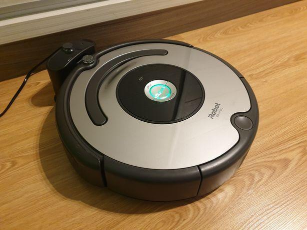 Odkurzacz IROBOT Roomba 615 Robot Sprzątający Gwarancja