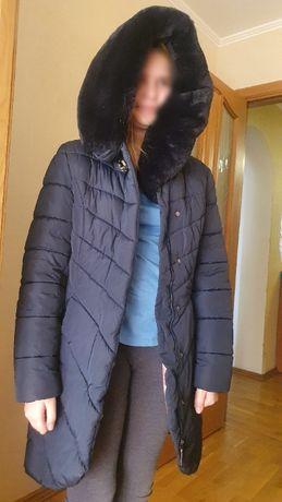 Зимняя куртка на девочку NUI VERY, 42 размер