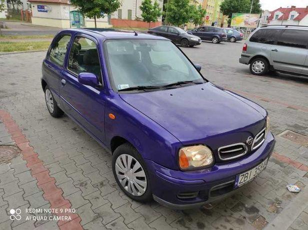Nissan Micra k11 2002