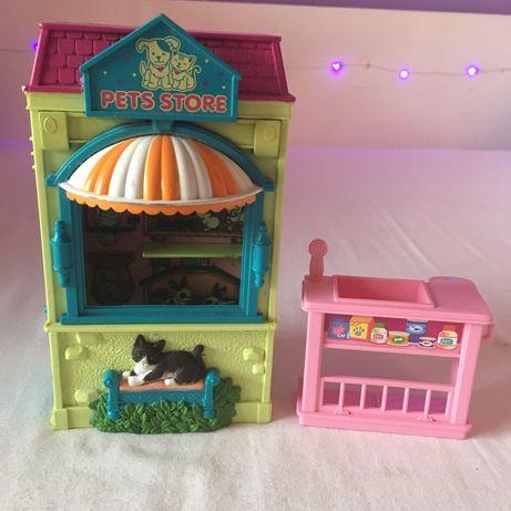 Brinquedo Pet store para bonecas