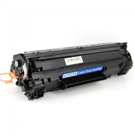 Toner Compatível HP 79A - Preto